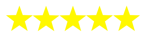 five-stars-clear-background