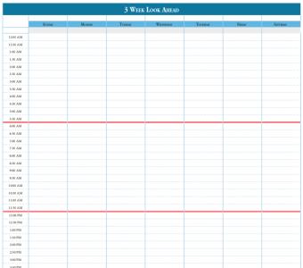 Screenshot Blueprint 3Wk LkAhead - Example for FB Ads