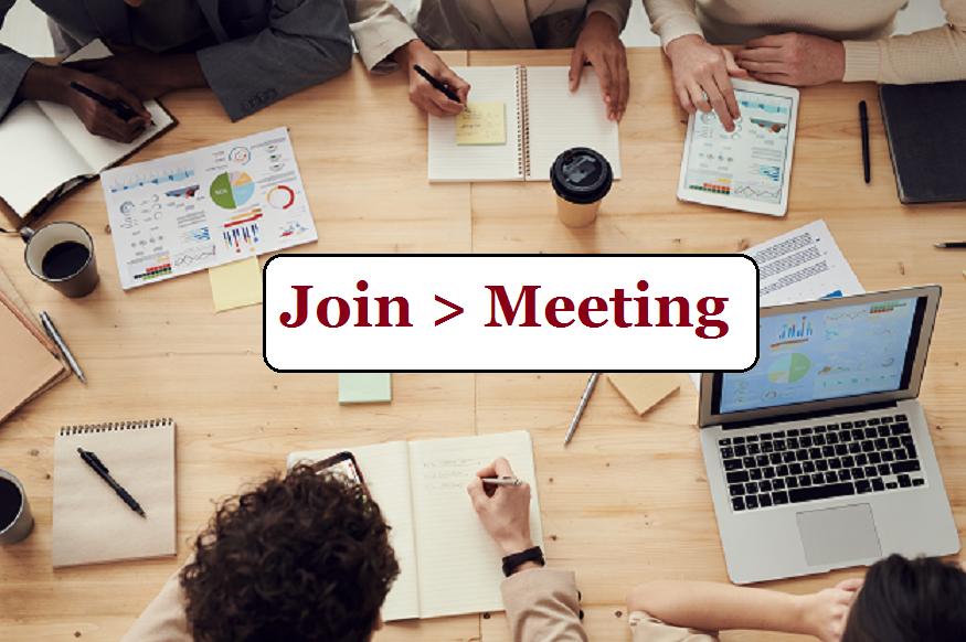 CTA - Join Meeting