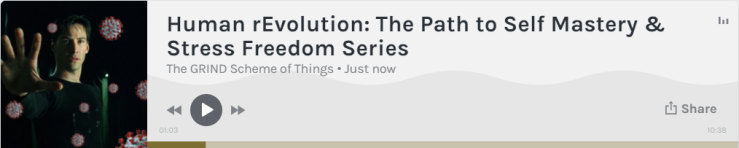 Podcast Thumbnail - Human rEvolution